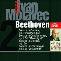 Moravec Plays Beethoven