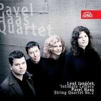 Janacek & Haas: String Quartets / SU 3877-2