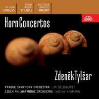 Strauss/Mozart: Horn Concertos