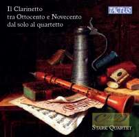 The Clarinet in the 19th and 20th Centuries from Solo to Quartet