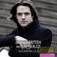 Britten: Cello Suites Nos. 1, 2 & 3
