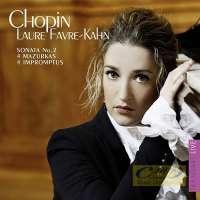 Chopin: Sonate n° 2 op.35; Mazurkas op.33; Impromptus op. 29, 36, 51 & 66
