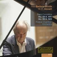 WYCOFANY   Mozart: Piano Concertos nos. 24 & 25