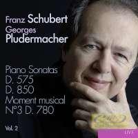 WYCOFANY  Schubert: Piano Sonatas Vol. 2 - D. 575 & 850