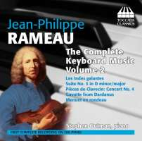 Rameau: The Complete Keyboard Music Vol. 2