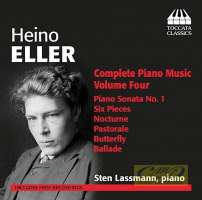 Eller: Complete Piano Music Vol. 4