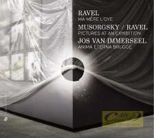 Ravel: Ma mère l'oye,  Musorgsky / Ravel: Pictures at an Exhibition