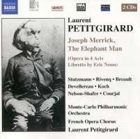 PETITGIRARD: Joseph Marrick, The Elephant Man
