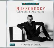 Mussorgsky: Complete Piano Works