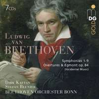 Beethoven: Symphonies 1 - 9, Overtures & Egmont