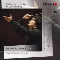 "Dvorak: Symphony No. 9 ""From the New World""; Ifukube: Sinfonia; Godzilla"