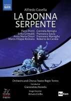 Casella: La Donna Serpente