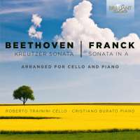 Beethoven; Franck: Sonatas for Cello and Piano