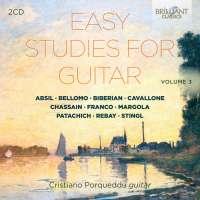 Easy Studies for Guitar Vol. 3