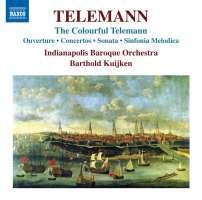 The Colourful Telemann