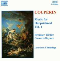 COUPERIN: Music for Harpsichord vol. 1