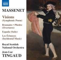 Massenet: Visions