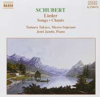 Schubert: Lider songs chants