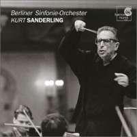 Berliner Sinfonie-Orchester - Kurt Sanderling