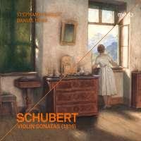 Schubert: Violin Sonatas (1816)