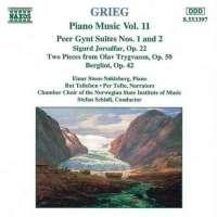GRIEG: Piano Music vol.11