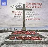HARRIS: Symphonies Nos. 2 and 3