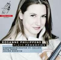 Prokofiev: Violin concerto no. 2; Violin sonata; Five Melodies