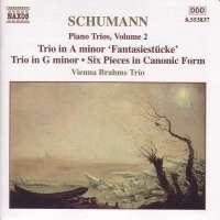 SCHUMANN: Piano Trios Vol. 2