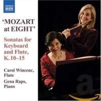 MOZART: Keyboard & flute sonatas