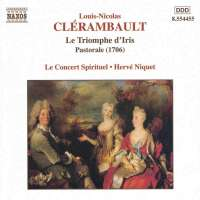 CLERAMBAULT: Le Triomphe