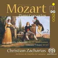 Mozart: Piano concertos (KV 271, KV 413) vol. 2