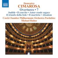 Cimarosa: Overtures Vol. 7