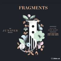 Fragments music for flute and harp