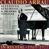 Claudio Arrau in Recital (1969-1977)
