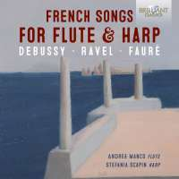 French Songs for Flute & Harp