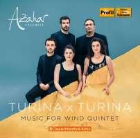 Turina x Turina: Music for Wind Quintet