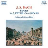 Bach: Partitas Nos. 5 and 6