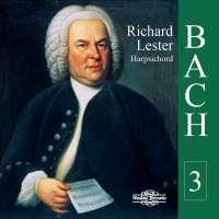 Bach: Works for Harpsichord Vol. 3