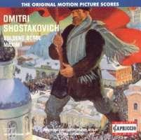 Shostakovich: Original motion picture scores: Goldene Berge (Golden Mountains), Maxim