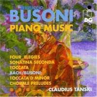 Busoni: Piano Works