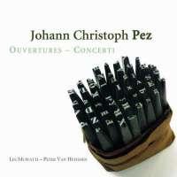 Pez: Overtures - Concerti