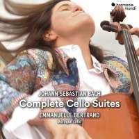 WYCOFANY  Bach: Complete Cello Suites