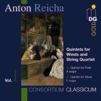 Reicha: Quintets for Winds vol. 1