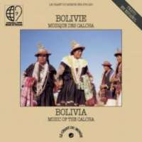 Bolivia: Music Of The Calcha