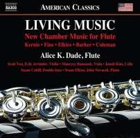 Living Music - New Chamber Music for Flute