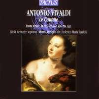 Vivaldi:Le Cantate per soprano Vol.3