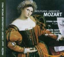 Mozart: String Quintets, K516 & K 593