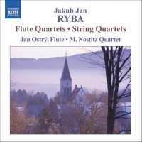 RYBA: Flute Quartets, String Quartets