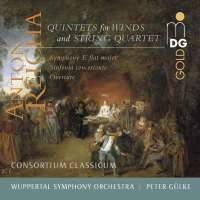 Reicha: Quintets for Winds and String Quartet