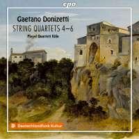 Donizetti: String Quartets Nos. 4 - 6